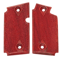 Rhyno Premium Checkered Rosewood Grips for Sig Sauer P238