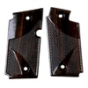 Rhyno Premium Checkered Black Ebony Grips for Sig Sauer P238
