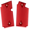 Rhyno Crimson Checkered Aluminum Grip for Sig P238