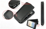 Premium Utra Slim Leather Flip Case + Premium Screen Protector for Samsung Galaxy Note, GT-i9220/N7000